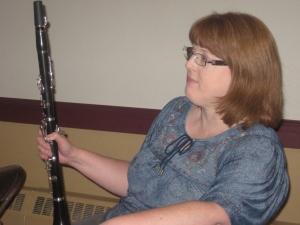 Kathleen - music teacher