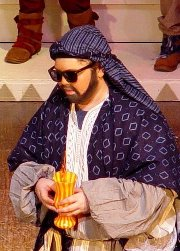 Andrew - as Judah