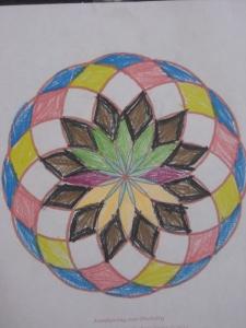 Amy's Mandala