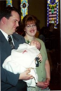 Baptism Cloth