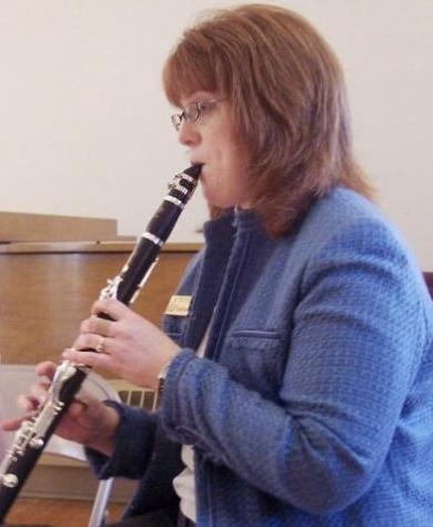 Kathleen and Clarinet