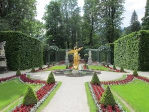 Linderhof Castle 0 grounds