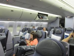 ready for 1st class flight