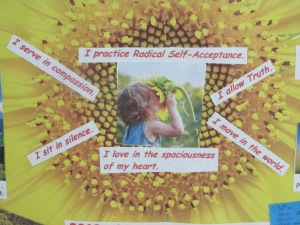 Sunflower child Mandala - conditions