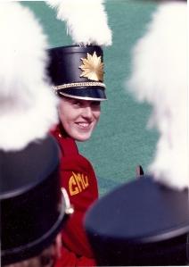Kathleen - CMU Marching Band