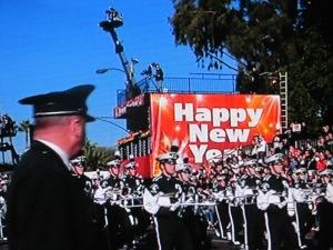 MSU BAND HAPPY NEW YEAR