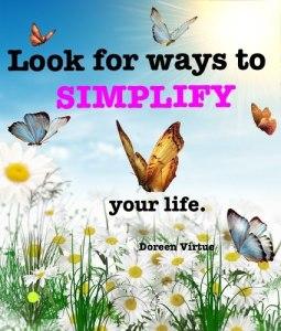 Butterfly Simplify
