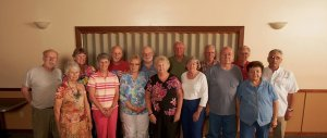 Class of '61 Lunch Bunch