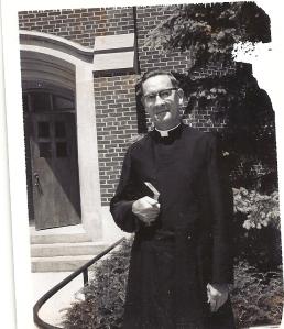 Fr Francis Martin
