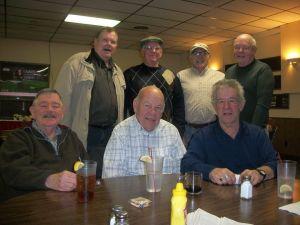 John Lynch and the guys
