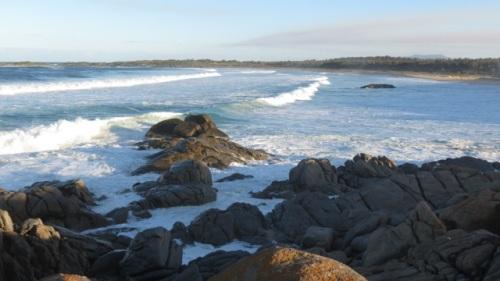 Bingie Beach from Grey Rocks