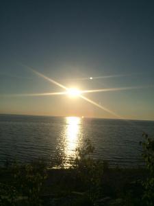 Early Morning Sky on Mackinac - Joe