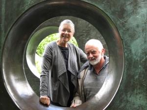 Christine and Stuart