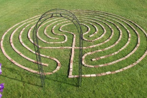 Greening of the Labyrinth