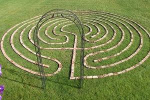 Greening of the Labyrinth