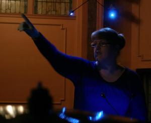 Kathleen - in charge of Jesus Christ Superstar