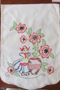 Change 10 - Grandma's embroidery
